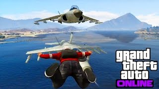 GTA 5 - Top 10 EXTREME Stunts !