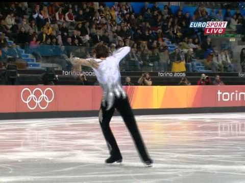 Johnny WEIR USA 2006 Olympics SP