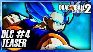 Dragon Ball Xenoverse 2 - DLC Pack 4 Teaser - SUPER SAIYAN BLUE VEGITO (SSGSS) CONFIRMED!