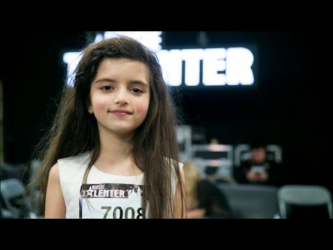 Angelina Jordan - Gloomy Sunday audition - Norway's Got Talent- english subtitles