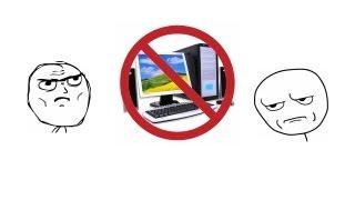 Два брата не поделили компьютер