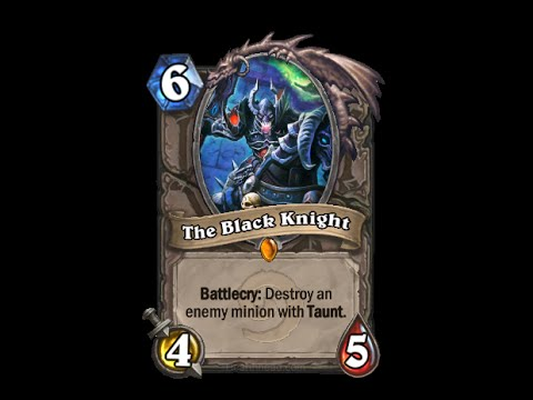 The Black Knight - Hearthstone Text   Message   Alert Tones (links In Description) video