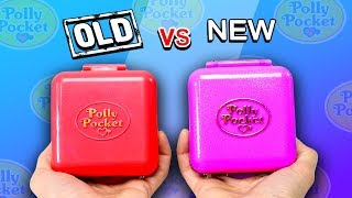 Old Polly Pocket vs 30th Anniversary Re-Release - What's Different?