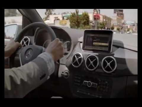 Премьера. Mercedes-Benz B-class в Днепропетровске