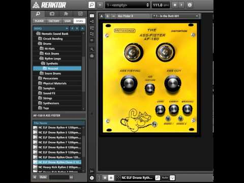 Reaktor Metasonix