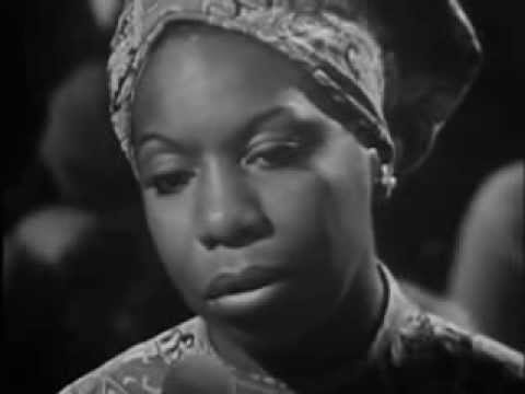 Nina Simone - Why The King Of Love Is Dead Live