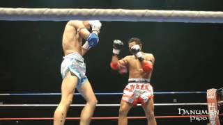 Saenchai vs. Damien Alamos Highlight