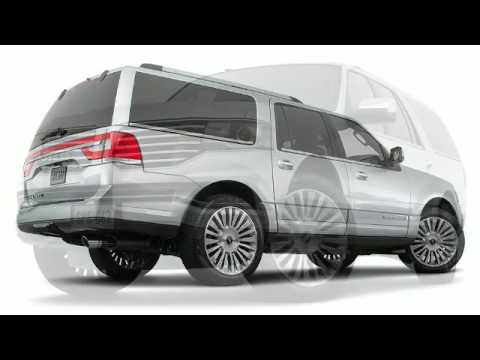 2017 Lincoln Navigator Video