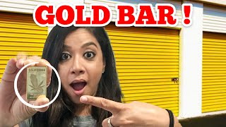 SHE'S GOLD DIGGING I Bought An Abandoned Storage Unit Locker / Opening Mystery Boxes Storage Wars