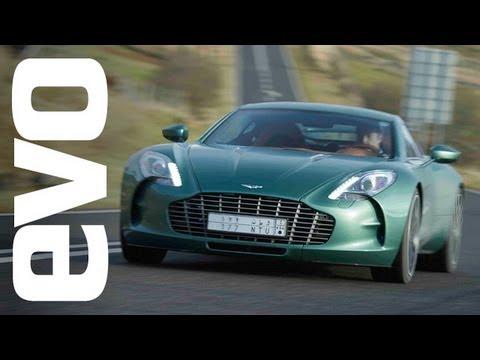 Aston Martin - Magazine cover