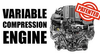 How GM's Variable Compression Engine Works - Patent Review