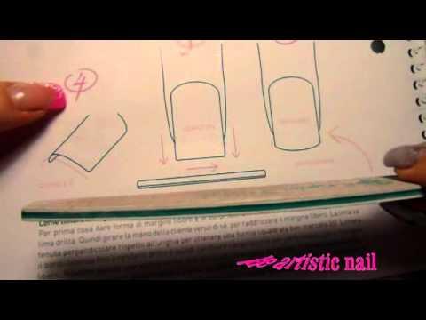Micropittura unghie tutorial