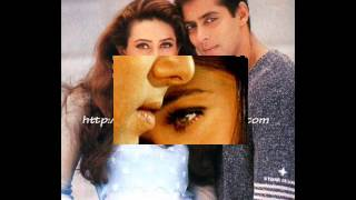 new video salman khan and karishma kapoor