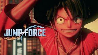 Jump Force Reveal Trailer | Xbox E3 2018
