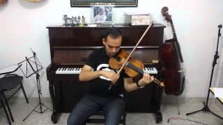 Sou Servo Inútil - Hino CCB 260 hinário 05 Violino