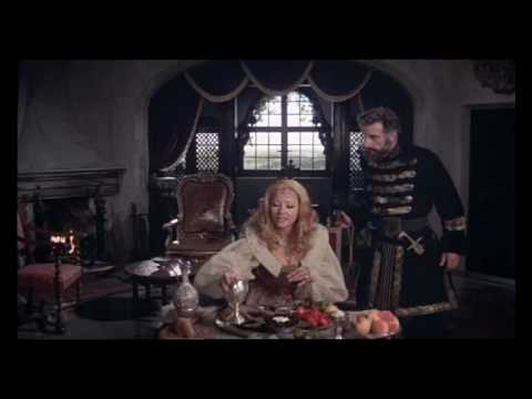 Comtesse Des Grauens (Countess Dracula) - Original Trailer