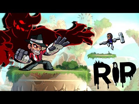 Playing my WORST LEGENDS in RANKED 1v1! • Brawlhalla Gameplay