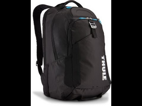 thule crossover  backpack  depth review youtube