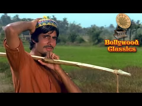 Har Haseen Cheez Ka - Kishore Kumar's Classic Bollywood Hit Song - Saudagar video