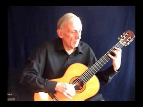 JS Bach - Air on G String BWV 1068 - Guitar César Amaro (new)