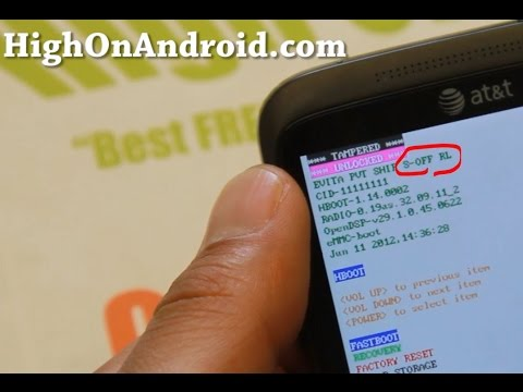 How to Get S-OFF HTC Smartphones using Firewater!