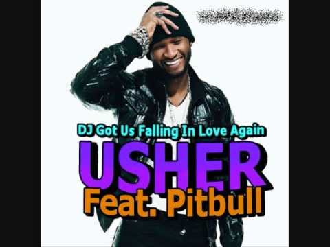 hqdefault Download DVD Usher feat. Pitbull – DJ Got Us Falling In Love Again HDTV