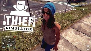 Thief Simulator - MOST ANNOYING NEIGHBORS - Thief Simulator Gameplay