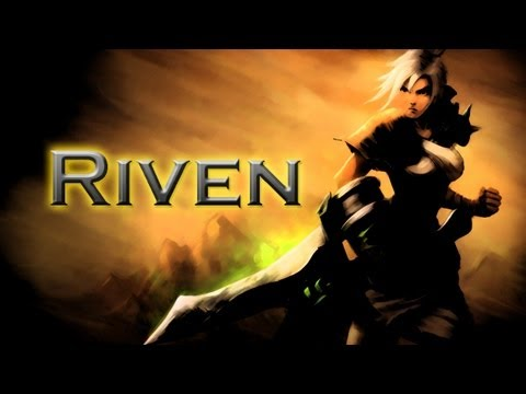Counterpick - Riven (how to counter)
