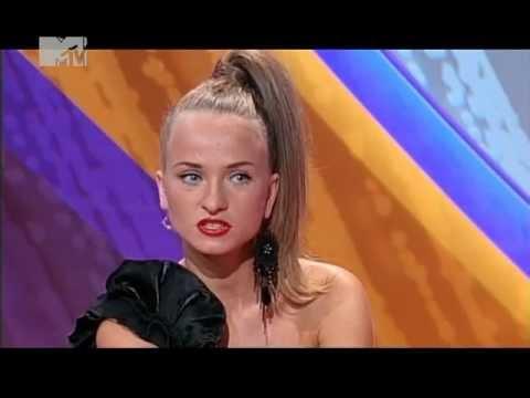 """Женя Петрова - """"Любовные игры"""" на MTV (03.05.12)"""
