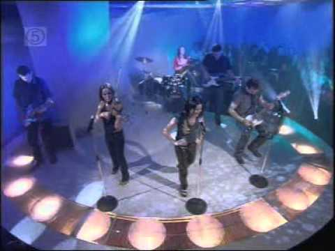 THE CORRS - Breathless (Live)