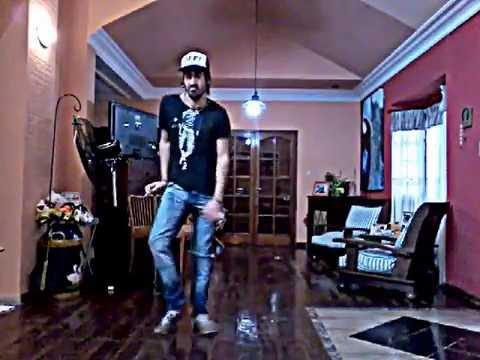 El santafesino que baila como Justin Timberlake