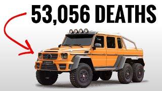 The 10 Deadliest Luxury Cars on Earth!!