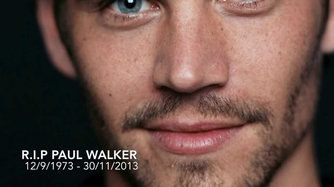 Paul walker death date