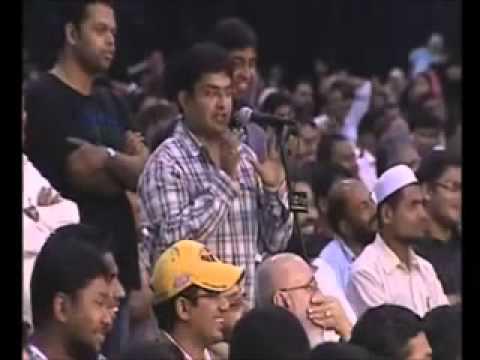 Q: The Image Of God  - Dr. Zakir Naik video