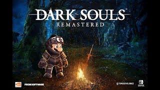 LIVE stream dark souls remastered nintendo switch part 11
