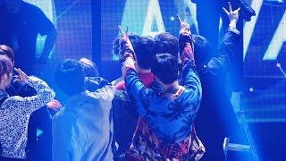 20190424 U+5G The Fact Music Awards (TMA)   iKON B.I - Ending 단체사진