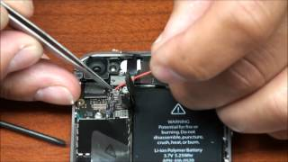 How to install iPhone LED light cover