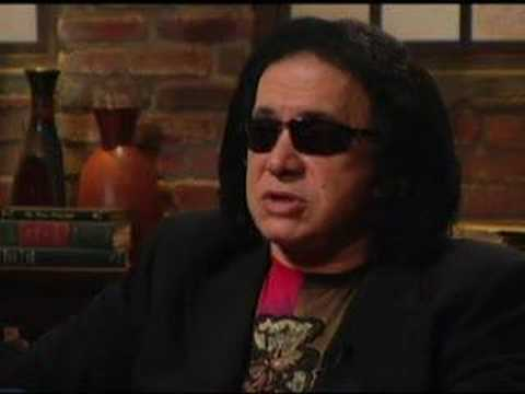 Gene Simmons on The Henry Rollins Show 1 Video