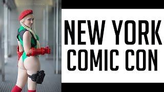 THIS IS NYCC NEW YORK COMIC CON 2016! cosplay music video vlog recap DJI OSMO PHANTOM CANON G7X