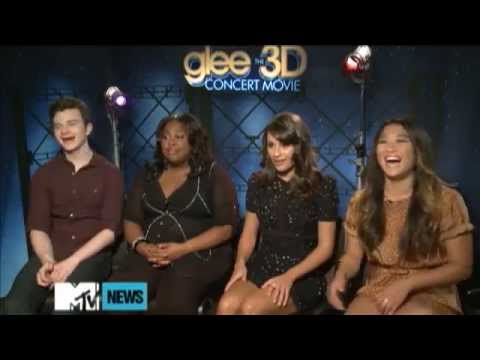 Glee Cast Selects Superlatives.sub Español video
