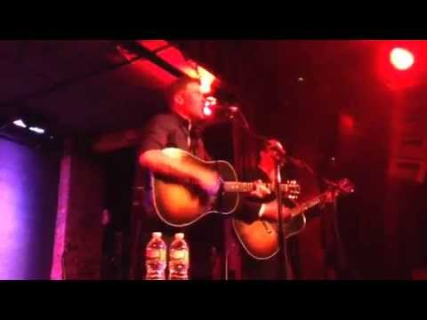 "Josh Ritter – ""Joy To You, Baby"" New York City September 7, 2014"