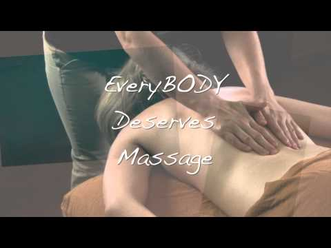 EveryBODY Deserves Massage - Royalty Free Massage Therapy Video #220