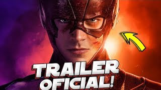 TRAILER THE FLASH 5 TEMPORADA LEGENDADO
