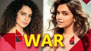 Deepika Padukone & Kangana Ranaut's Cold War Gets Worse | Bollywood News