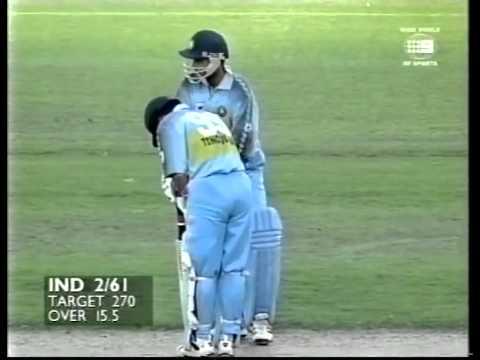 Sourav Ganguly 100 vs Australia MCG 1999/00