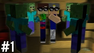 ROLEPLAY SURVIVAL?! - Minecraft Roleplay Survival #1