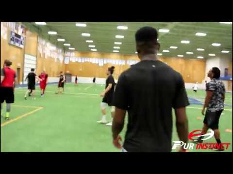 Every athletes on one playing field | Pur Instinct