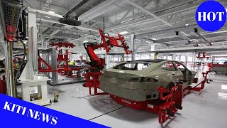 Elon Musk Finalizes Agreement with China for Massive Tesla Factory