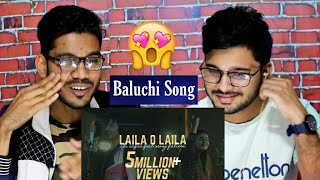 Indian Reaction On Laila O Laila | Ali Zafar & Urooj Fatima | Lightingale Productions