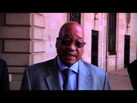 President Jacob Zuma meets National Planning Commission